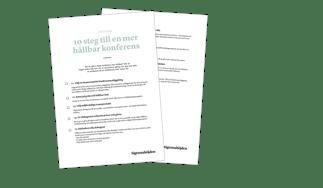blogginlägg 6 Download banner checklista- 10 steg för ett mer hållbart evenemang landing page 2