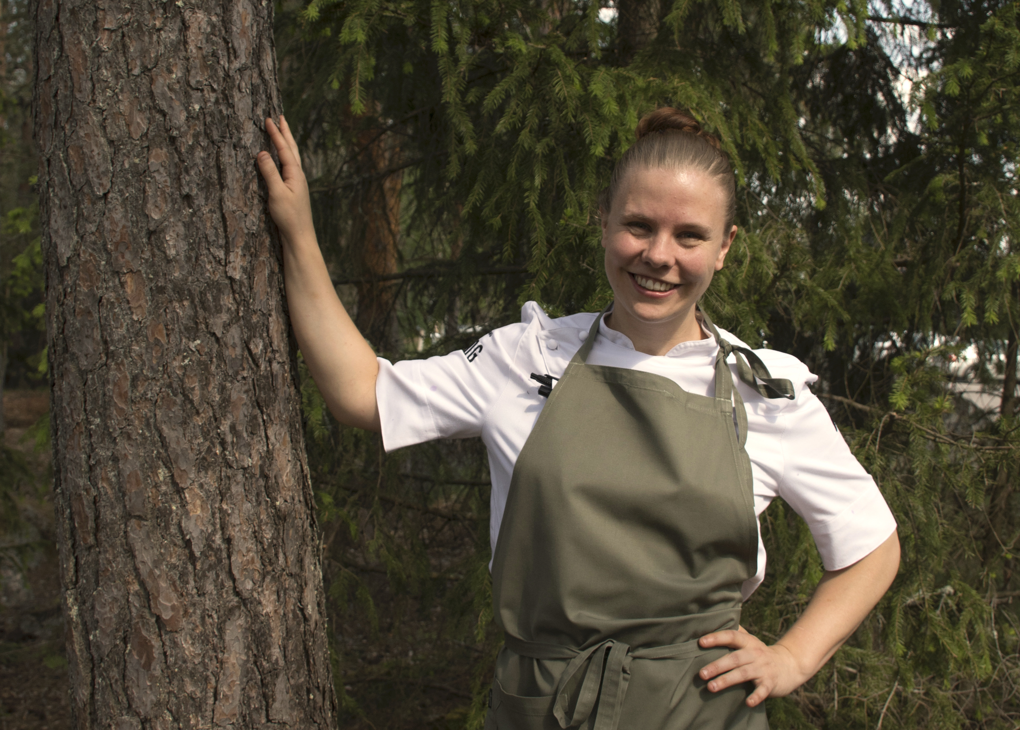 Sofie Restaurang Skog tävlar i Copper Skillet
