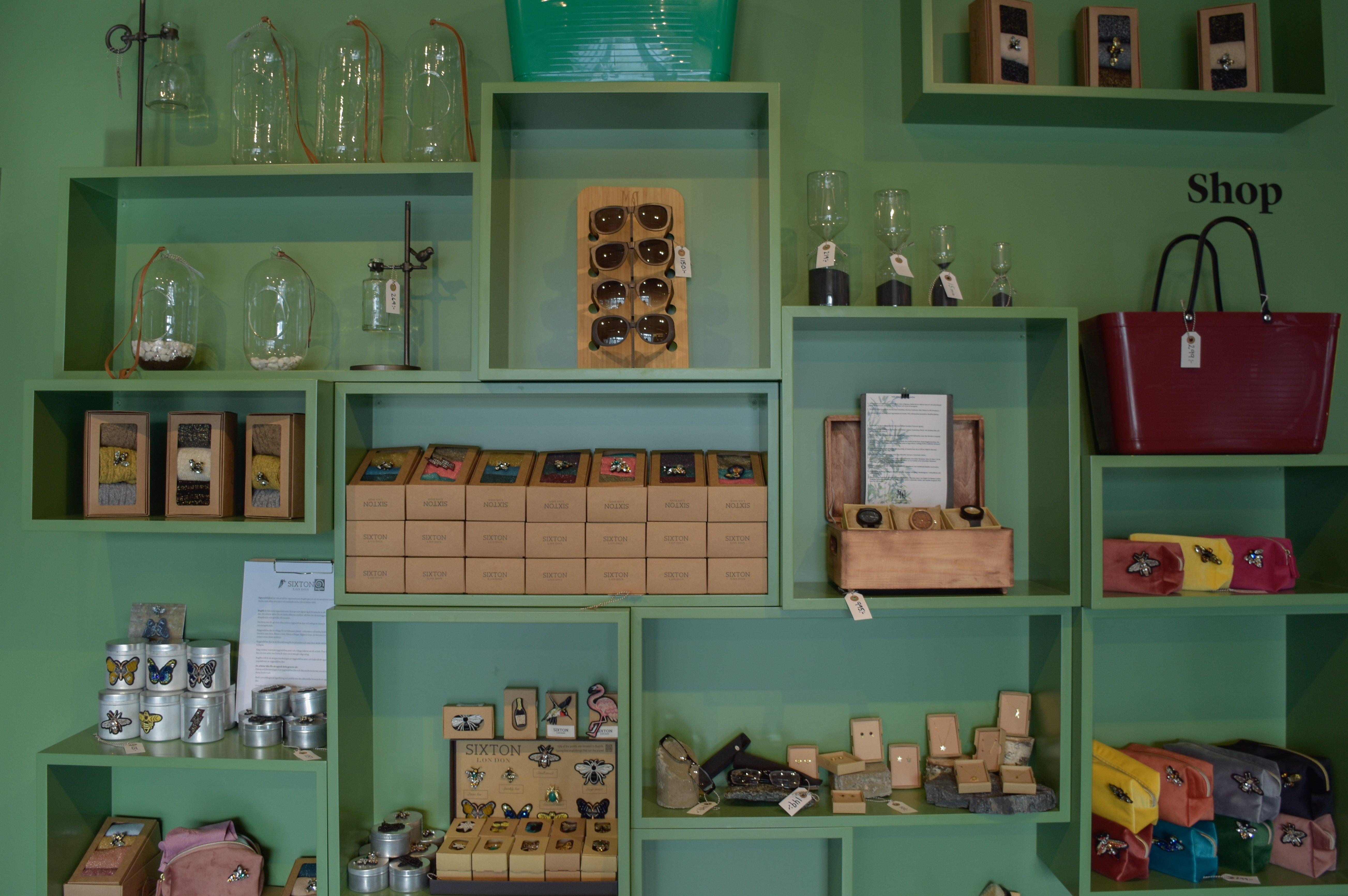 Sigtunahöjdens hållbara shop