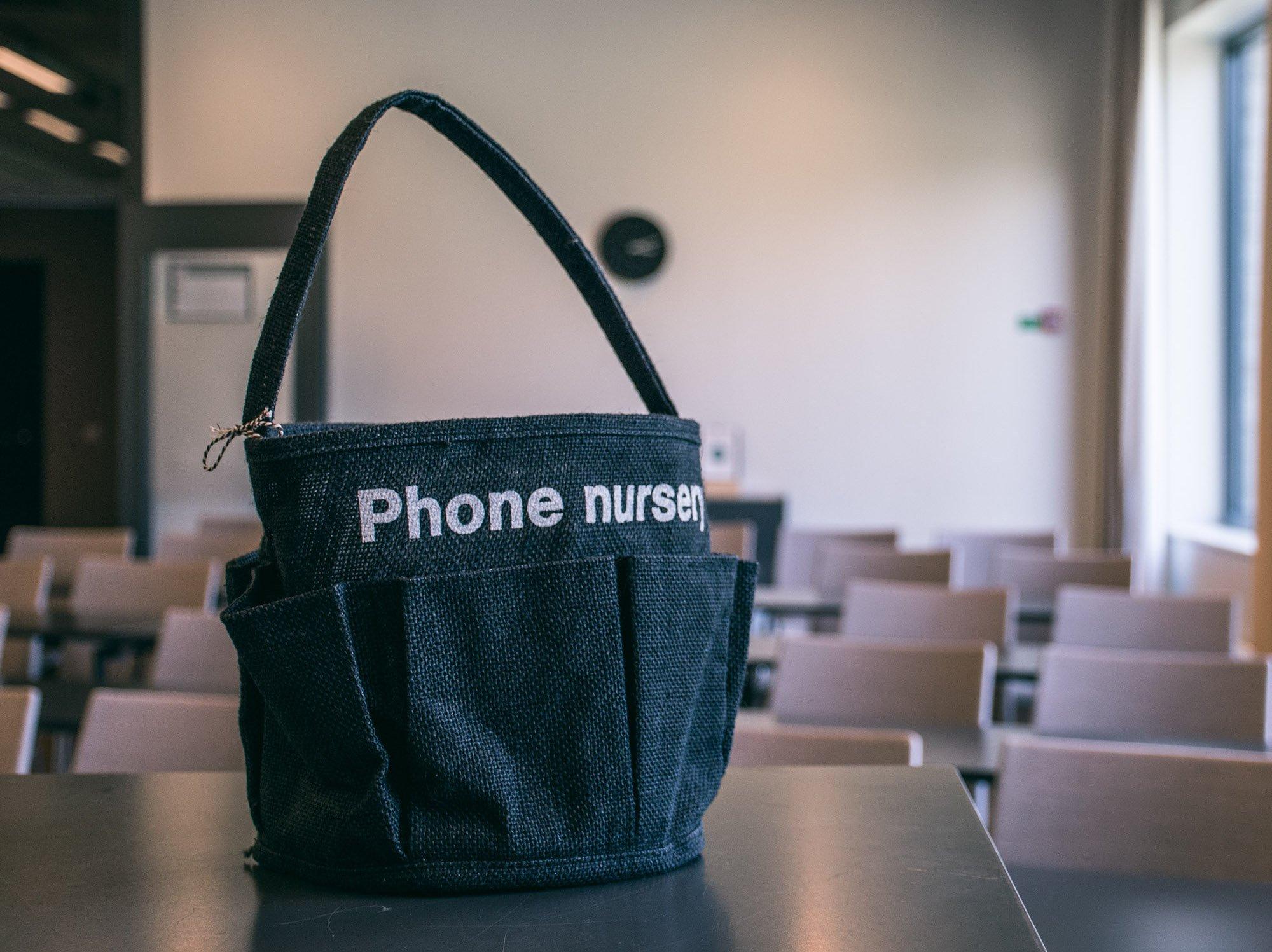 phone nursery